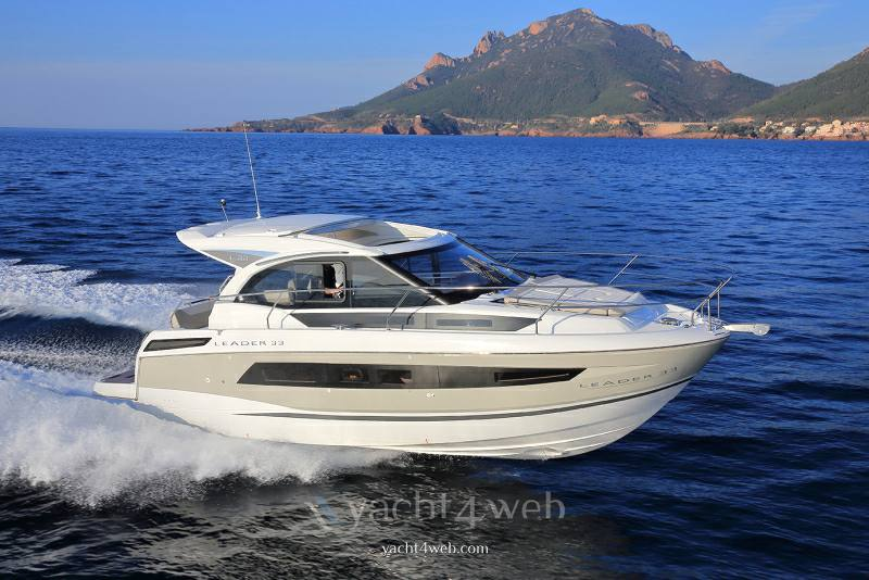 Jeanneau Leader 33 new Motor boat new for sale