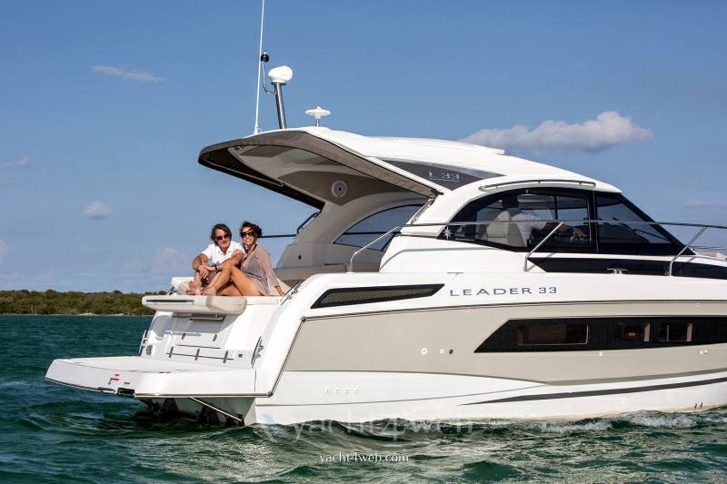 Jeanneau Leader 33 new Express cruiser