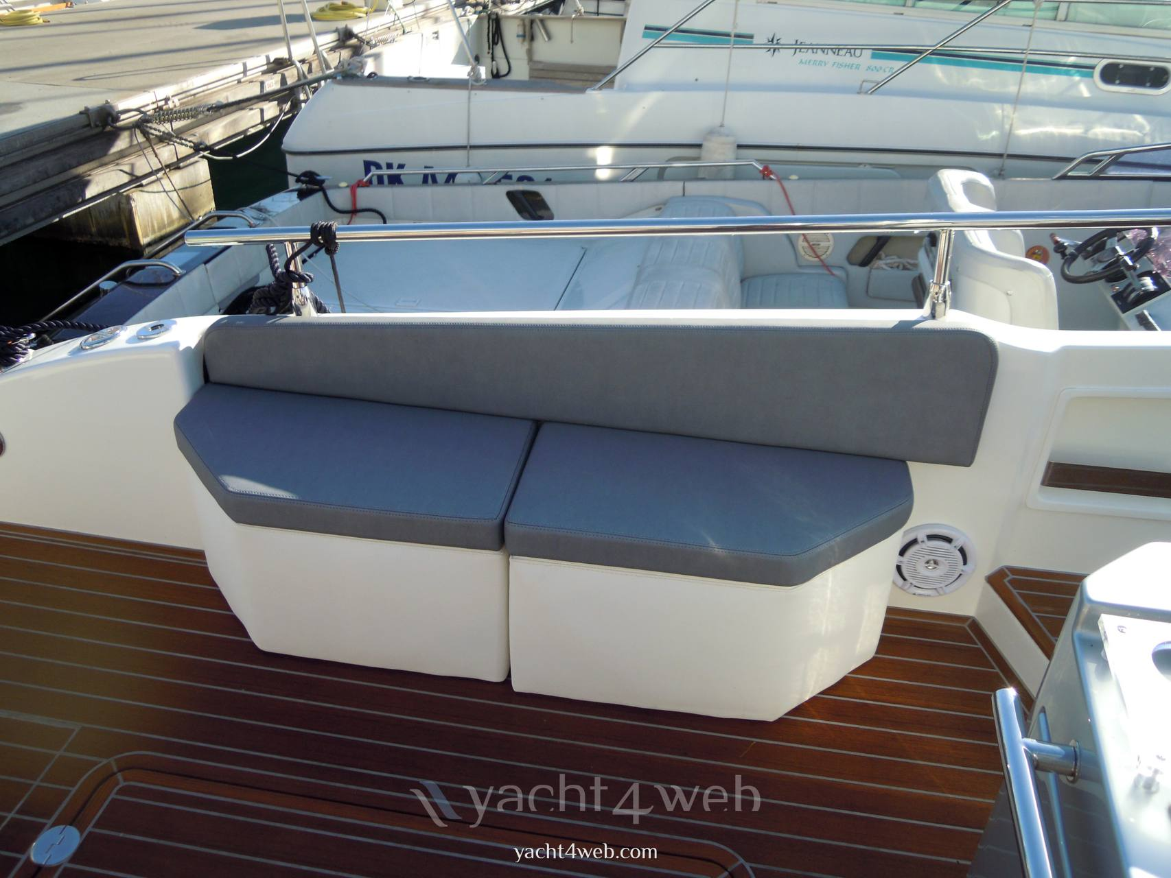 NEED YACHT 33 cabin Motor boat used for sale