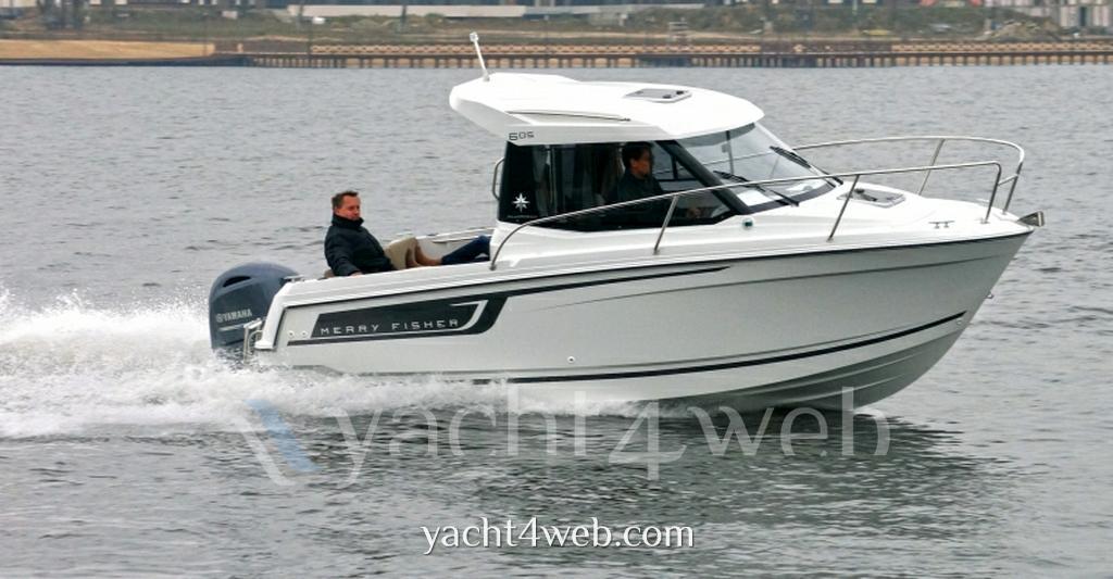 Jeanneau Merry fisher 605 Barca a motore nuova in vendita
