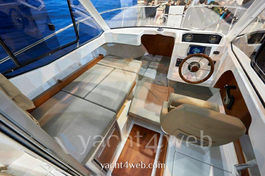 Jeanneau Merry fisher 605 barca a motore