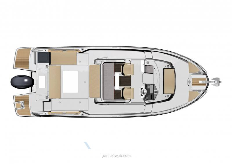 Jeanneau Merry fisher 795 marlin Barca a motore nuova in vendita