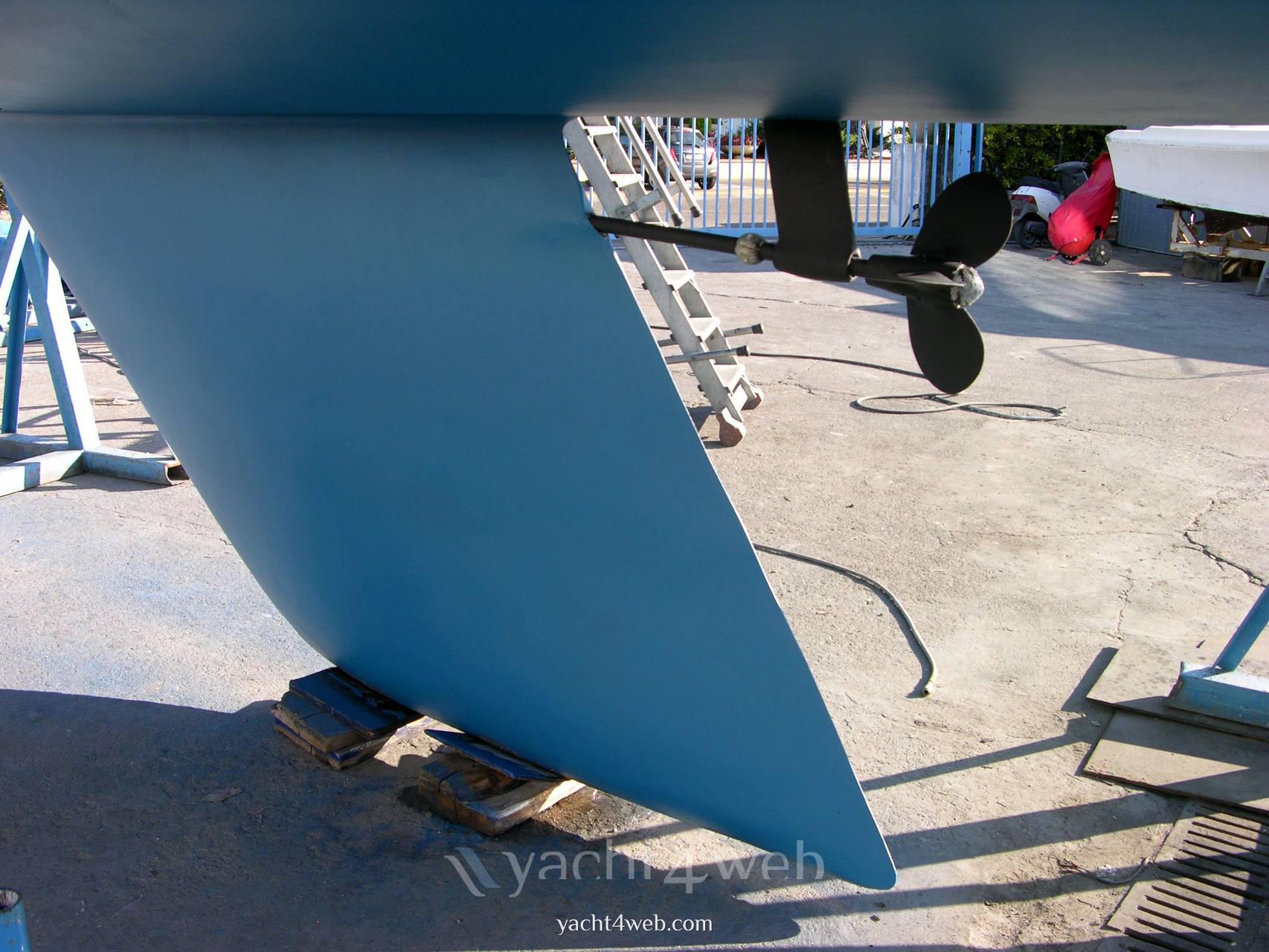 Olympic-yachts Carter 39 flush deck barca a vela