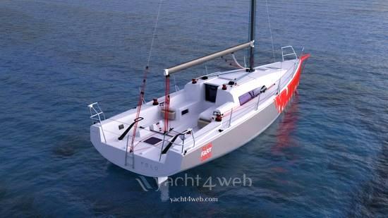 Jeanneau Sun fast 3600 Sail cruiser new