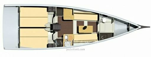 Jeanneau Sun fast 3600 Sail cruiser