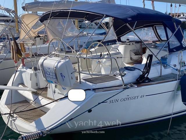 Jeanneau Sun odyssey 49 Sailing boat used for sale