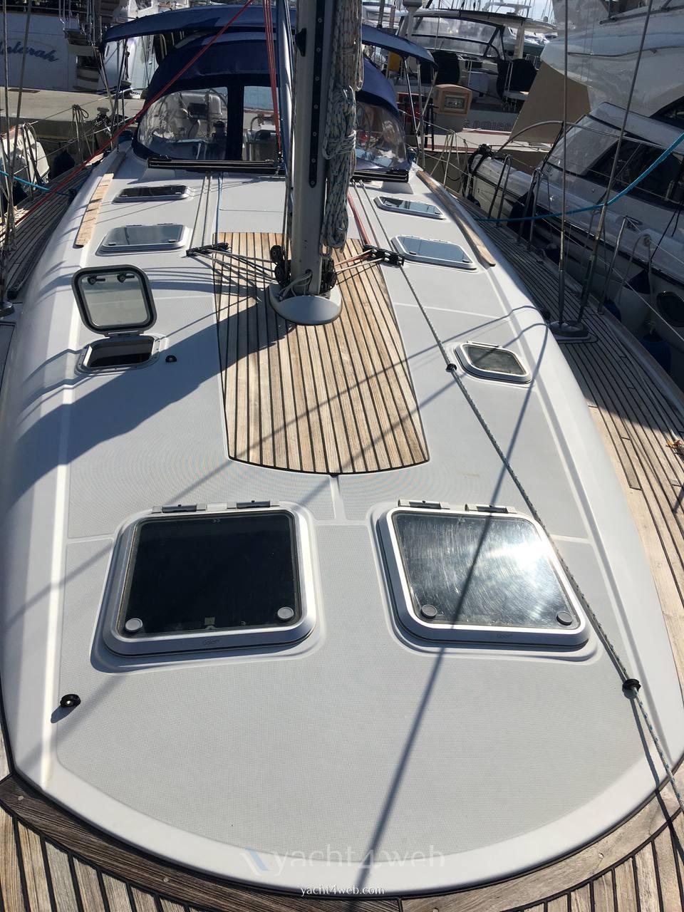 Jeanneau Sun odyssey 49 sailing boat