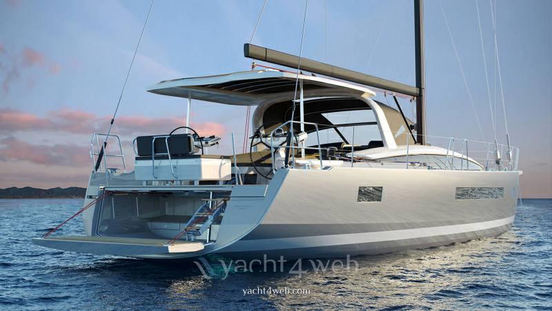 JEANNEAU YACHT J 65 barca a vela