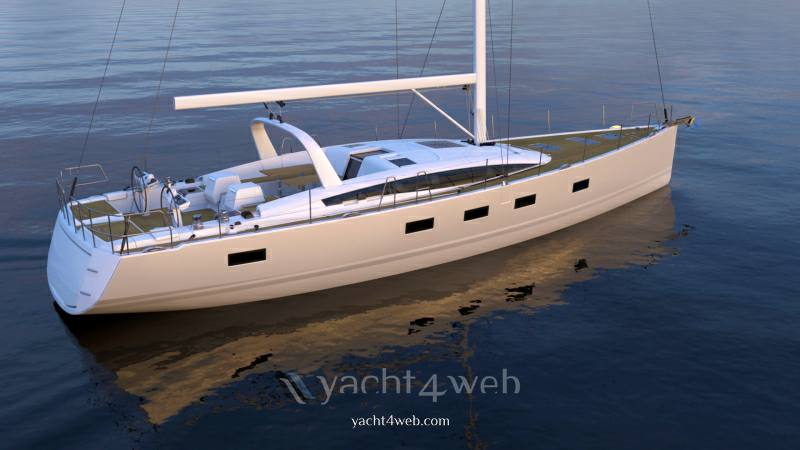 Jeanneau yacht 64 Sail cruiser new