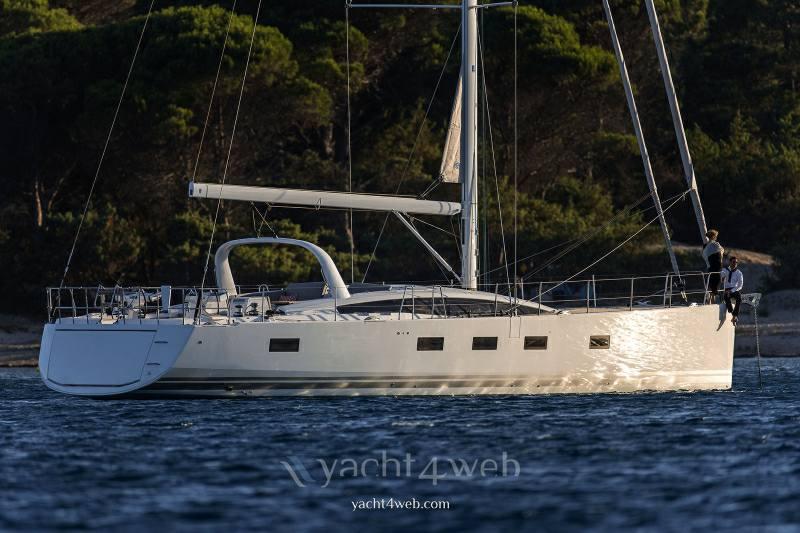 Jeanneau yacht 64 0