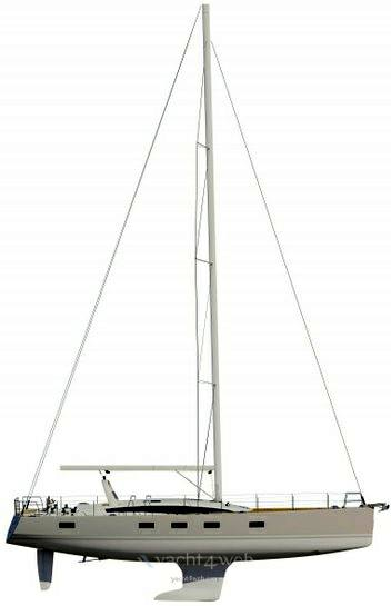 Jeanneau yacht 64 sailing boat