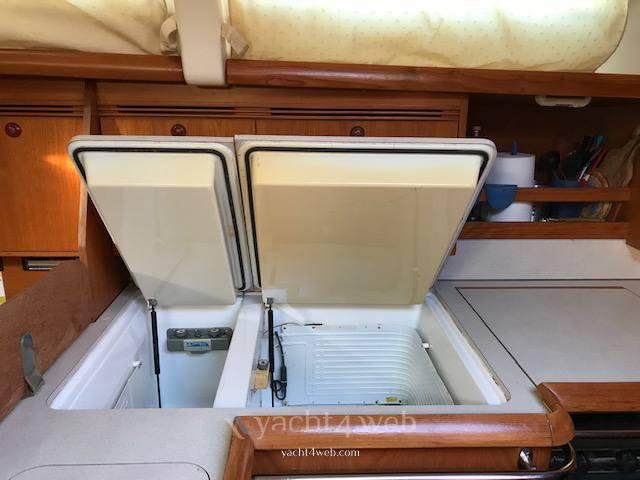 Jeanneau Sun odyssey 45 barca a vela