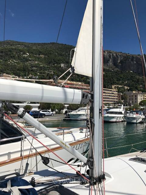 Jeanneau Sun odyssey 42i Sailing boat used for sale