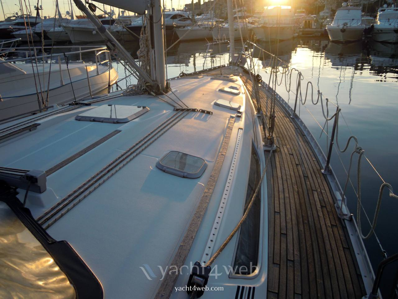 Jeanneau Sun odyssey 45.1 Sailing boat used for sale