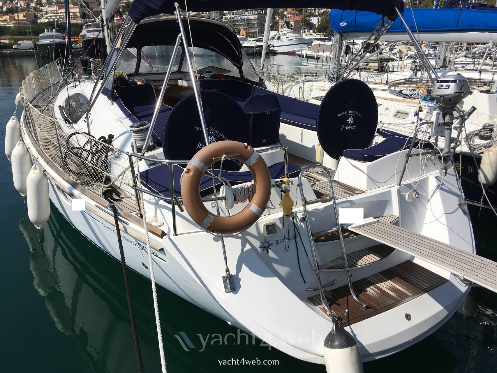 Jeanneau Sun odyssey 50 ds Segelboot gebraucht zum Verkauf