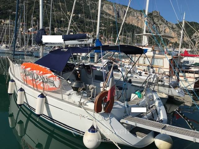 JEANNEAU Sun odyssey 36i Barca a vela usata in vendita