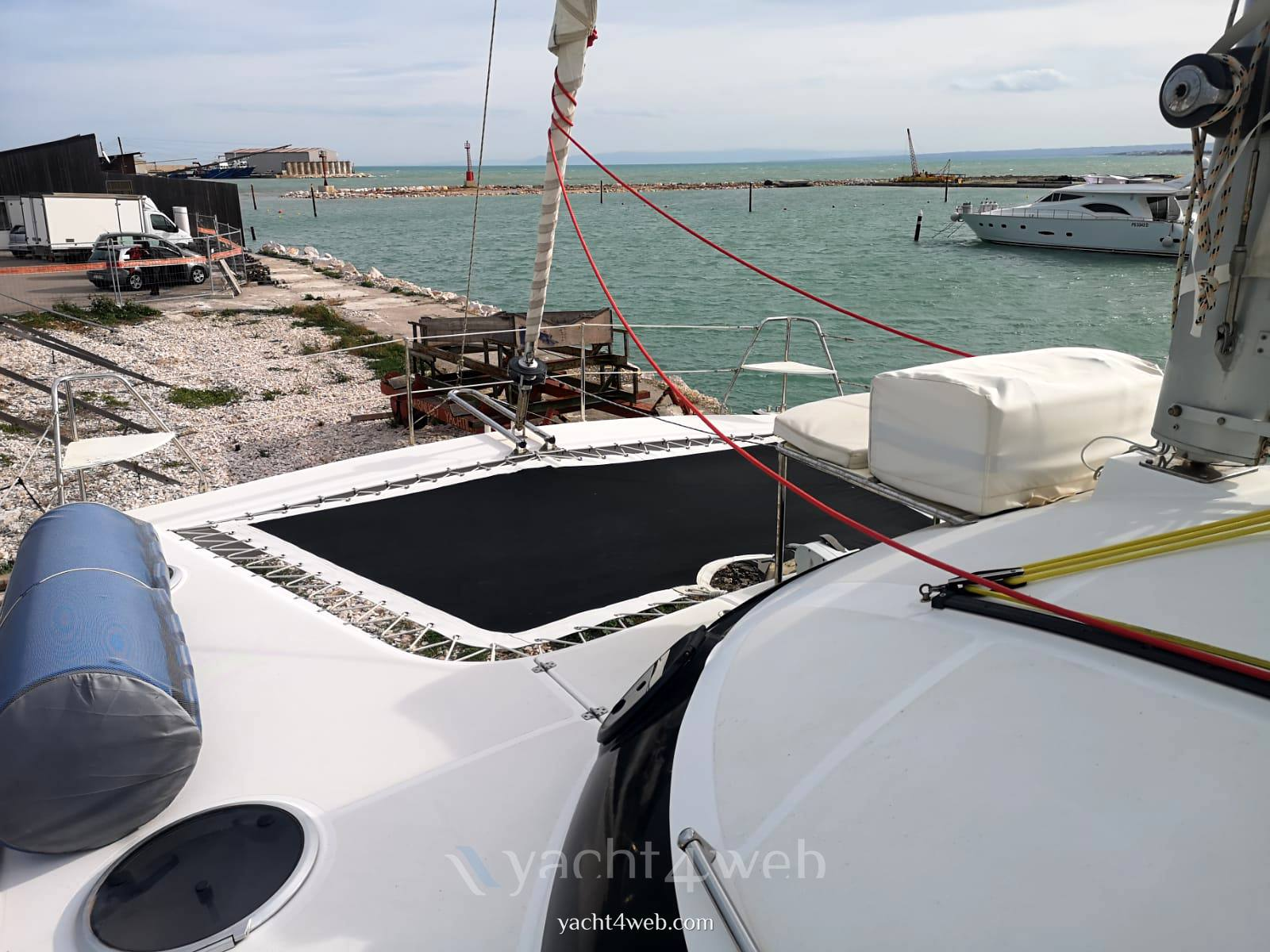 Lady Hawke Lh 33 sailing boat