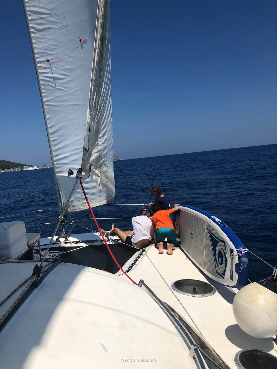 Lady Hawke Lh 33 Sailing boat used for sale