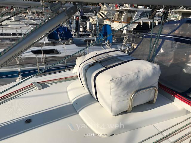 Beneteau Oceanis 423 clipper Croiseur de voile occasion