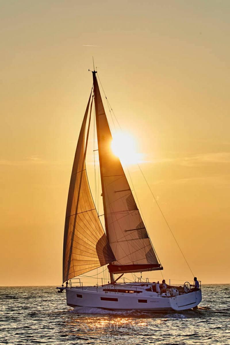 JEANNEAU Sun odyssey 410 new Фото