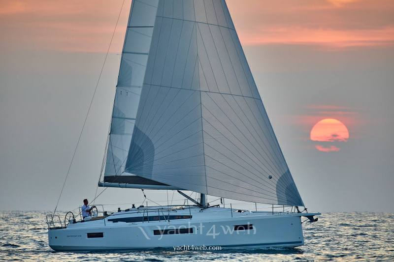 JEANNEAU Sun odyssey 410 new Sailing boat new for sale