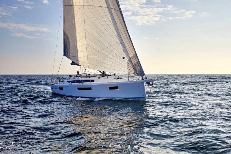 JEANNEAU Sun odyssey 410 new Парус cruiser