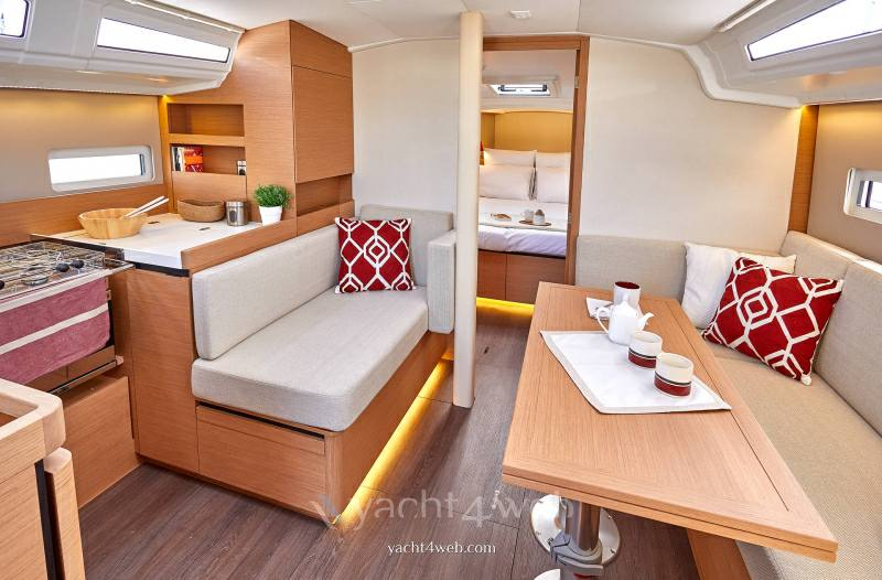 JEANNEAU Sun odyssey 410 new Парусная лодка