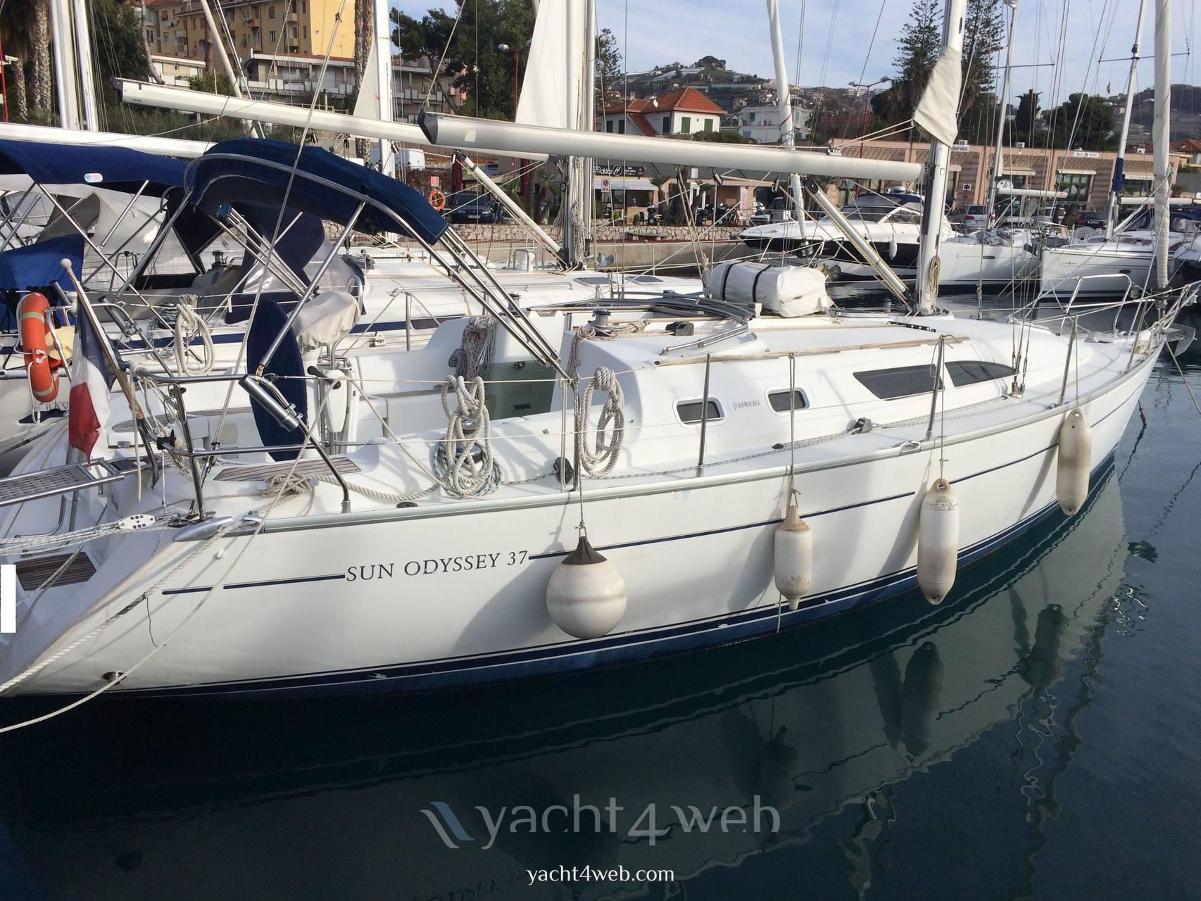 JEANNEAU Sun odyssey 37 Barca a vela usata in vendita