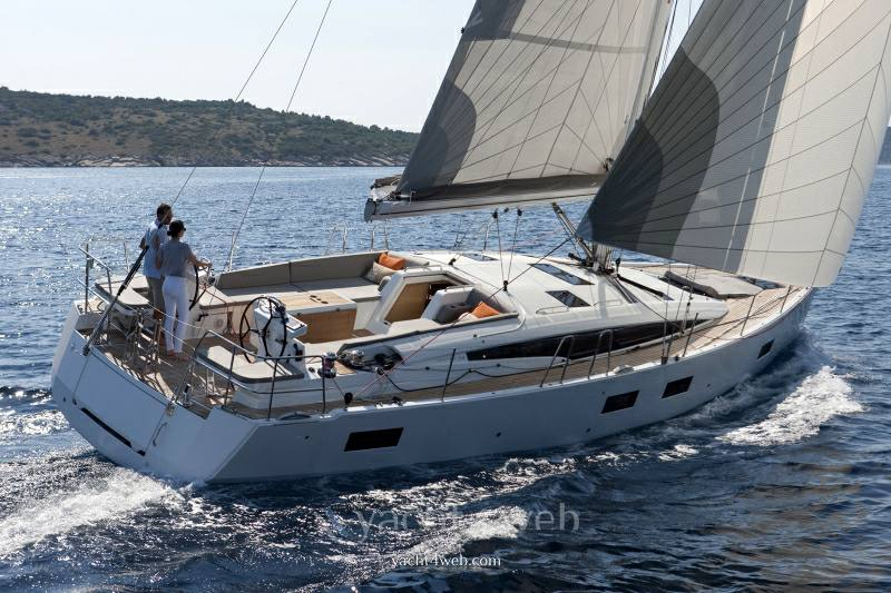 Jeanneau yacht 54 new Sailing boat new for sale