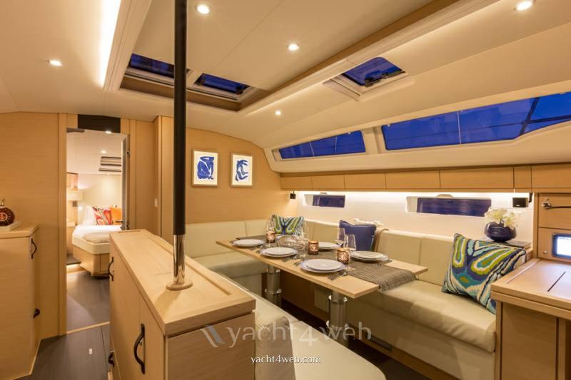 Jeanneau yacht 54 new Croiseur de voile