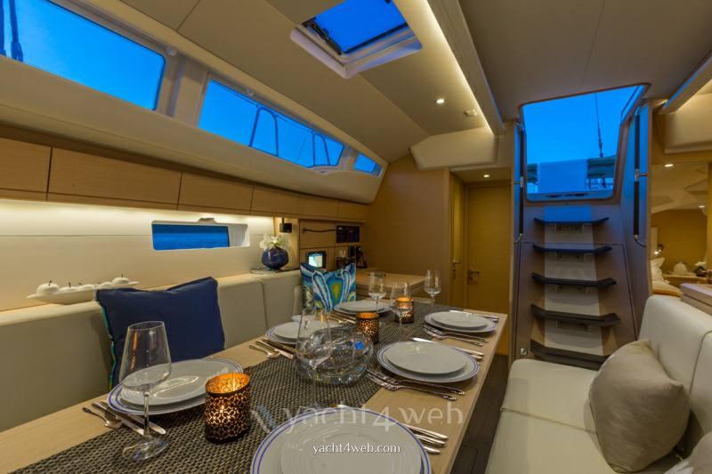 Jeanneau yacht 54 new Nouveau