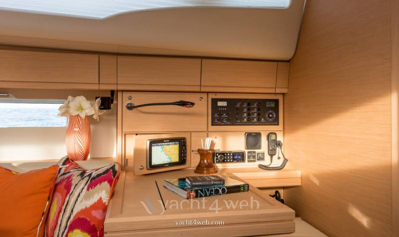 Jeanneau yacht 54 new sailing boat