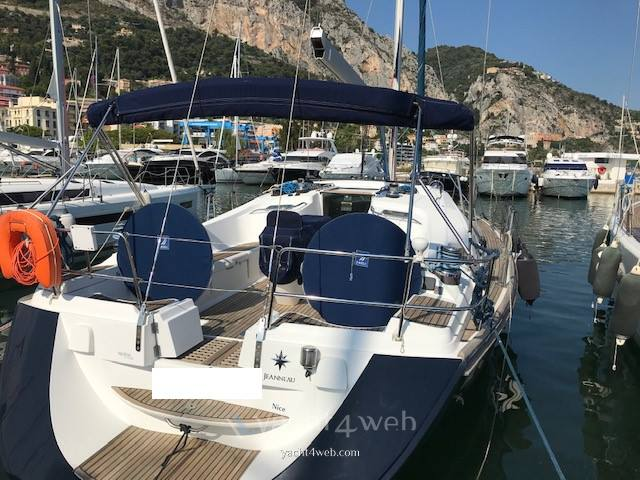 Jeanneau Sun odyssey 49 ds Sailing boat used for sale