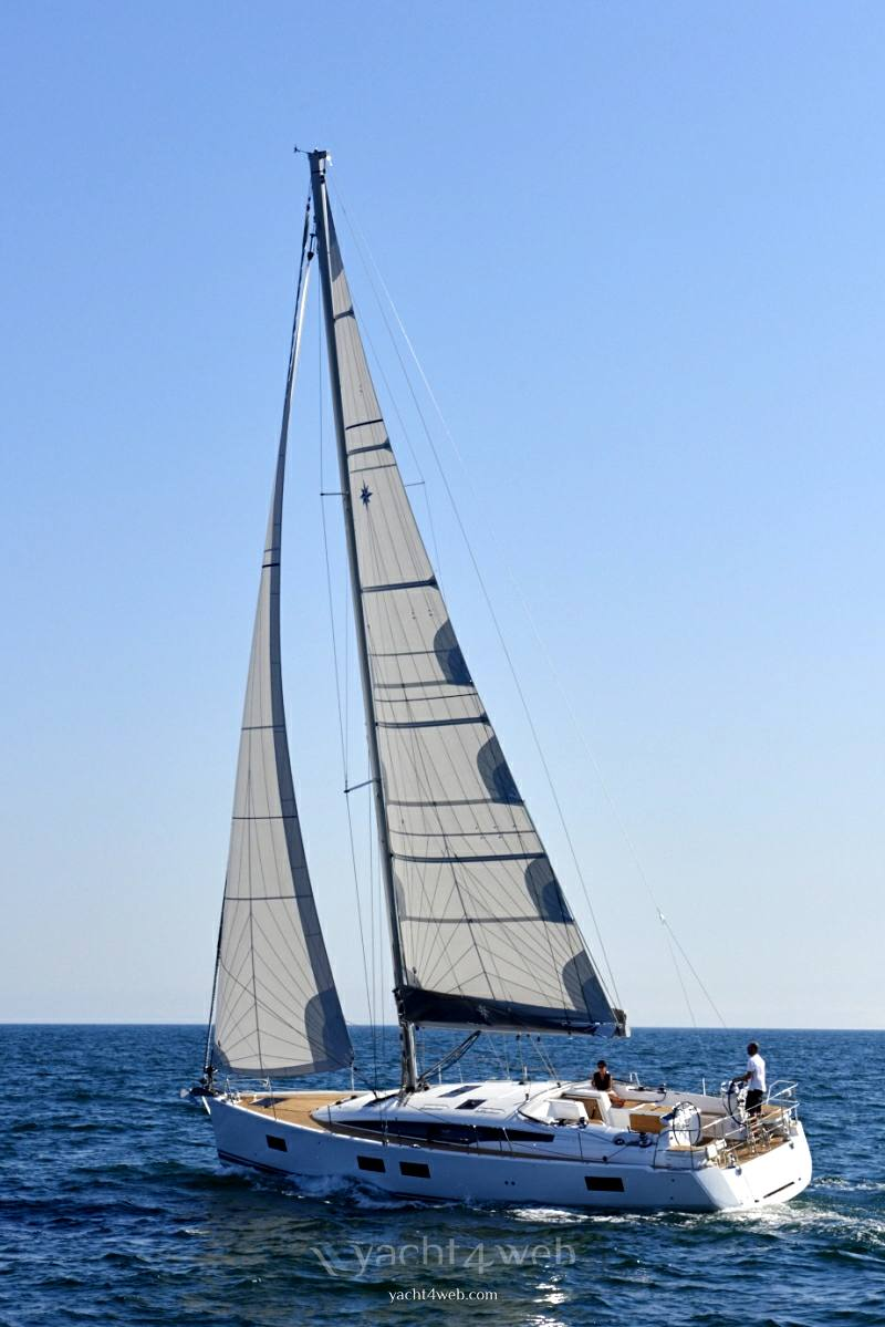 Jeanneau yacht 51 new nuovo