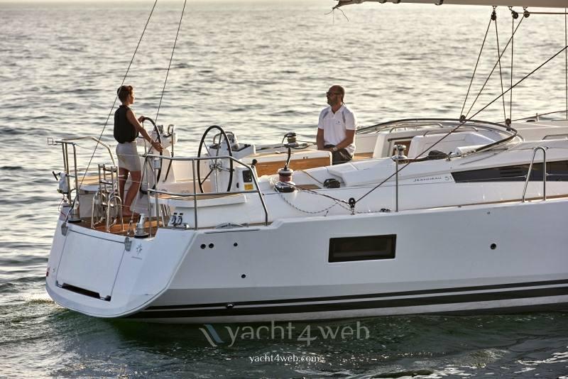 Jeanneau yacht 51 new bateau à voile