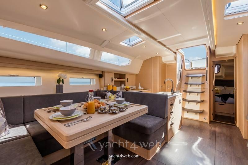 Jeanneau yacht 51 new Nouveau
