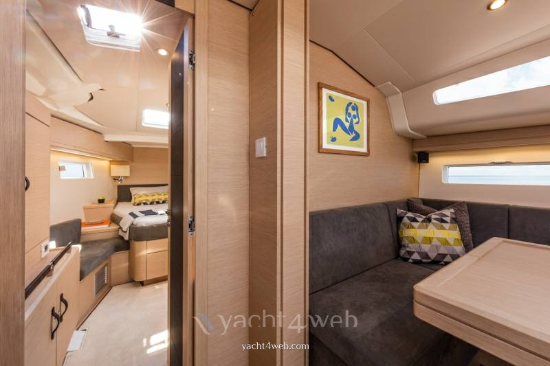 Jeanneau yacht 51 new Vela