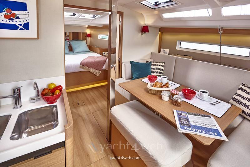 JEANNEAU Sun odyssey 440 new Sail cruiser new