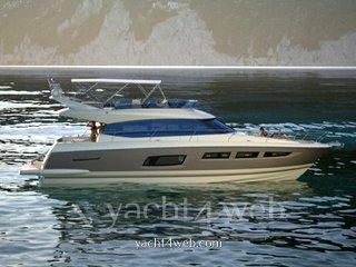 Prestige yachts 550 fly NUOVA