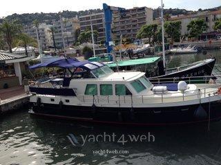 Aquanaut trawler acier Drifter 1500 ak -