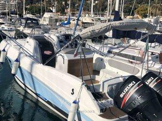 Beneteau Flyer 850 sun deck miami