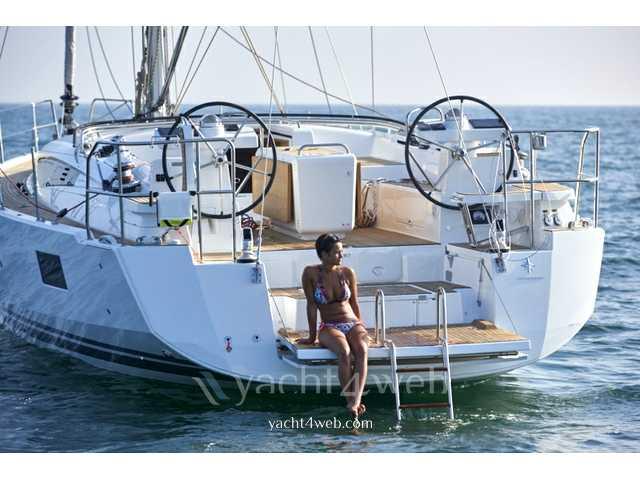 Jeanneau yacht 51 new