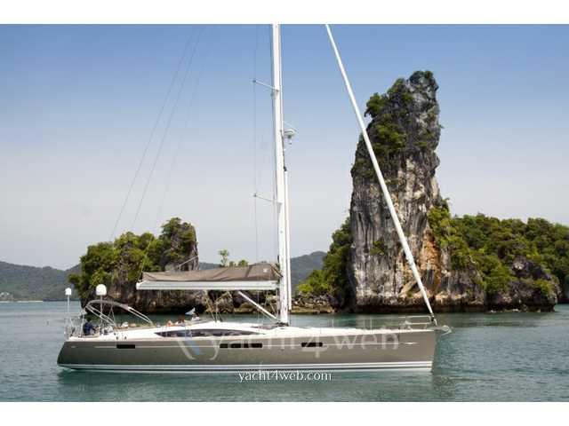 Jeanneau yacht 58 new