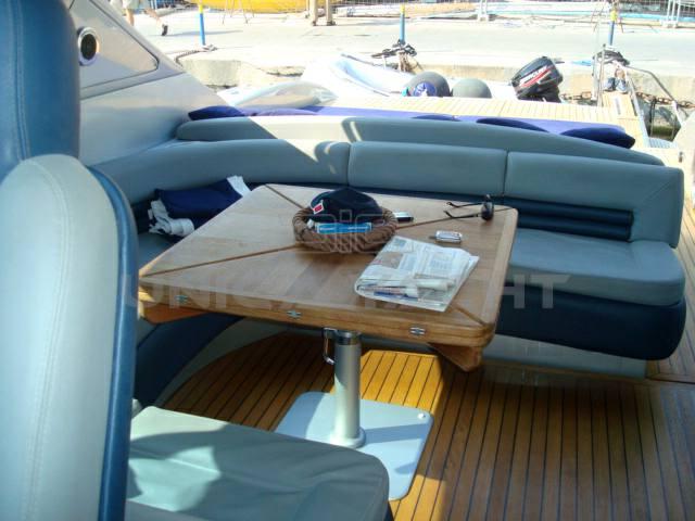 Conam 58 sport h.t. silver edition motor boat