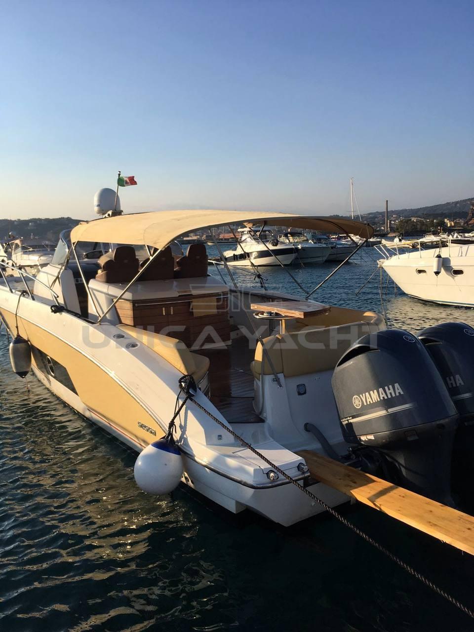 SESSA 36 key largo Motorboot gebraucht zum Verkauf