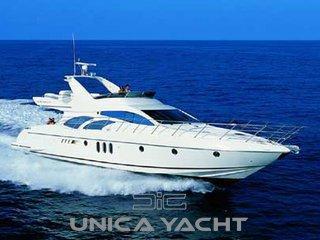 Azimut Yachts 62 evo fly