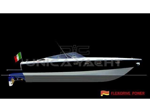 Unica yacht Unica 42 power