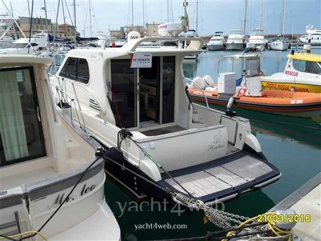 Nautica-po Sea world 34 cabin